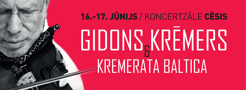 Kremerata Baltica and Gidon Kremer in Cēsīs 2018