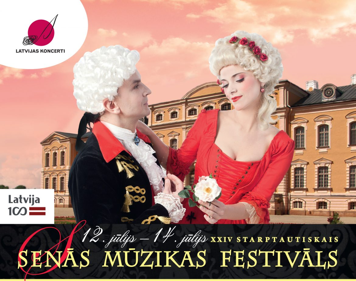 Kremerata Baltica in Early Music Festival in Rundāle