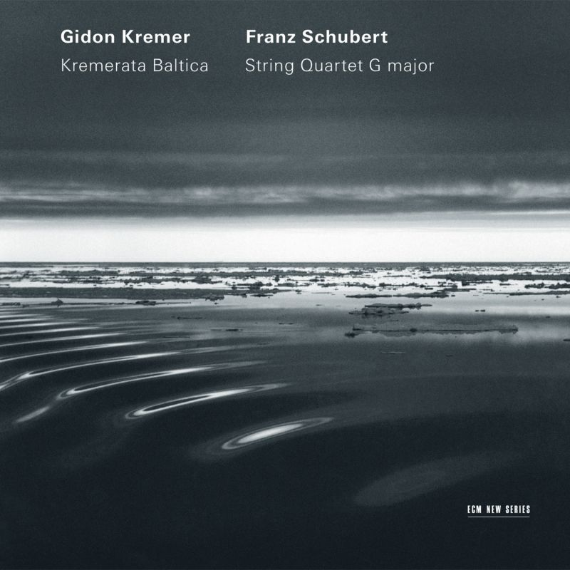 Kremerata Baltica-Gidon Kremer-String Quartet in G Major F. Schubert (arr. V. Kissine)-ECM, 2005