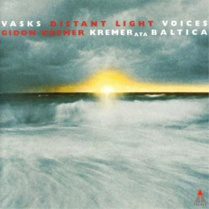 Kremerata Baltica-Gidon Kremer-Vasks- Distant Light : Voices-Teldec, 1999